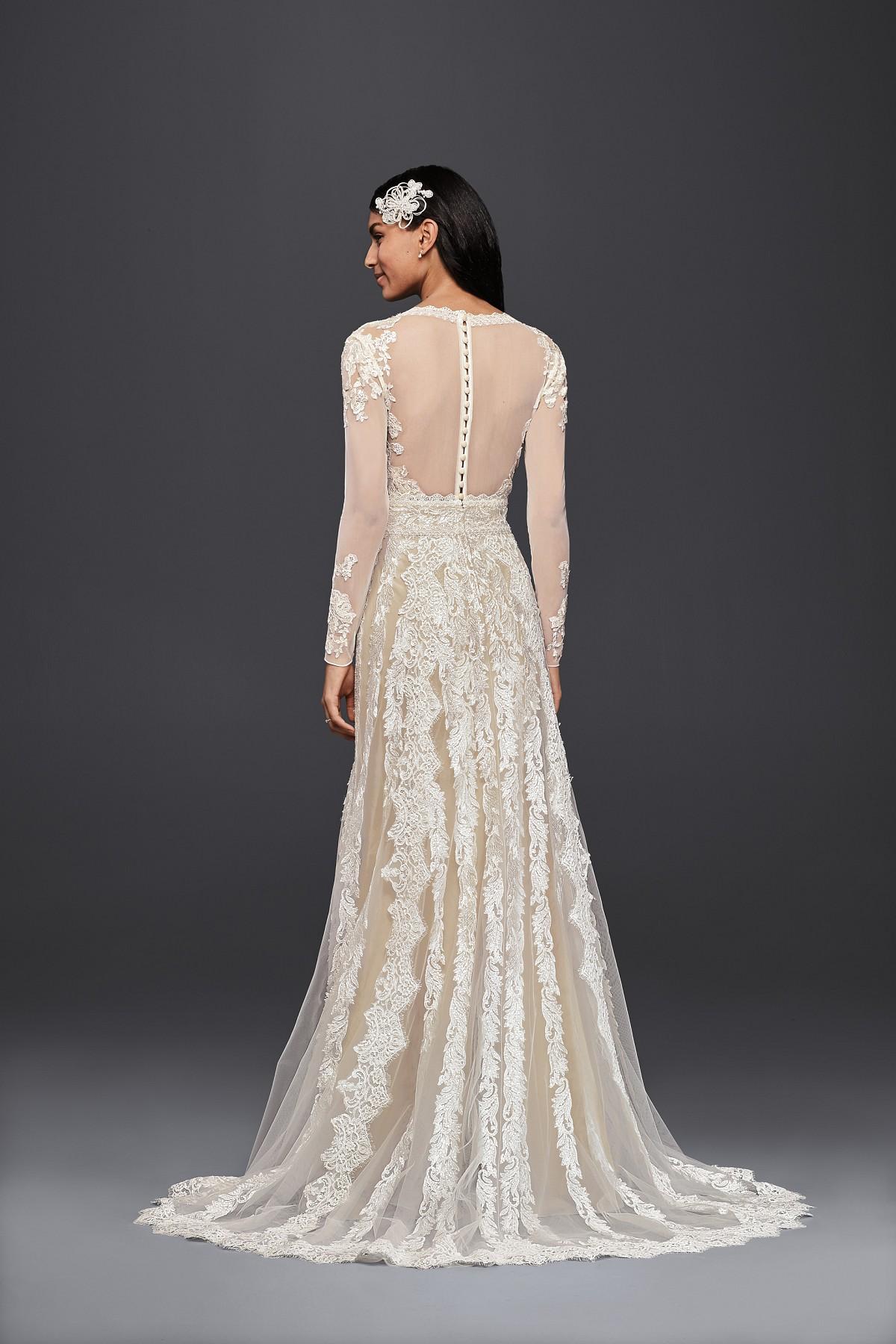 Fall 16 Wedding Dresses with David's Bridal
