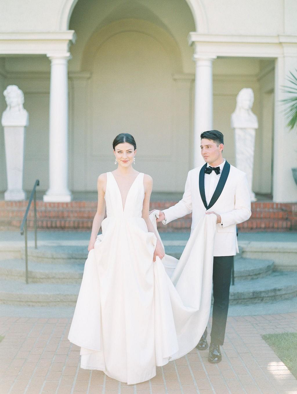Sicilian Inspired Villa Wedding