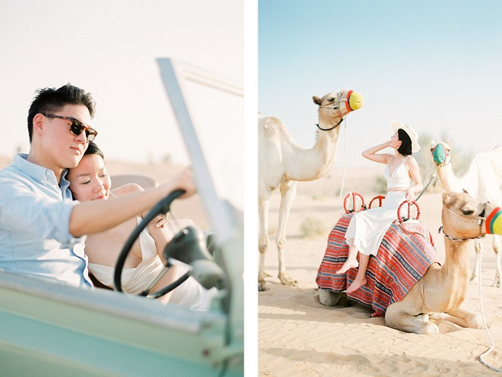 Honeymoon inspiration : Dubai