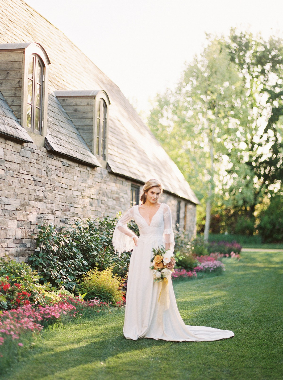 Late Summer Wedding Inspiration at Kestrel Park