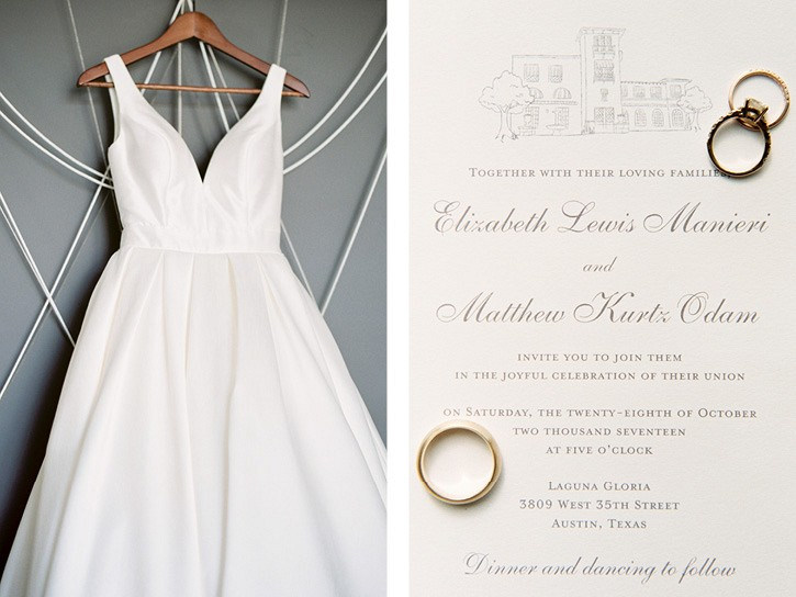 Elegant Black Tie Wedding in Austin, Texas