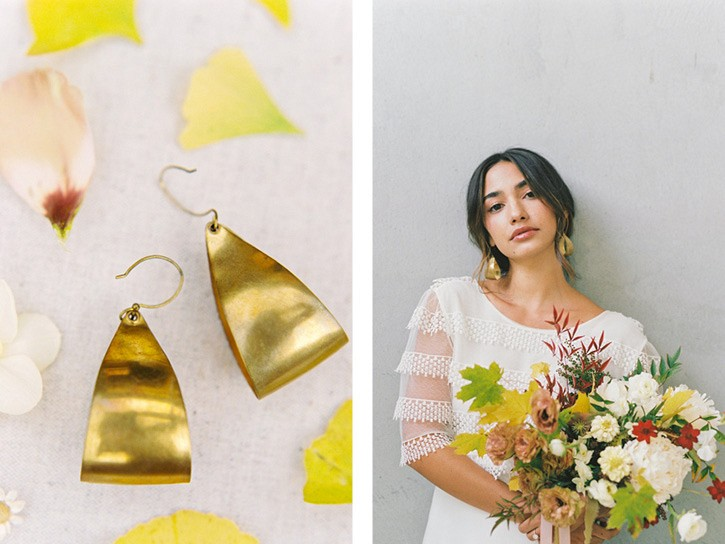 Modern contemporary Fall Wedding Ideas