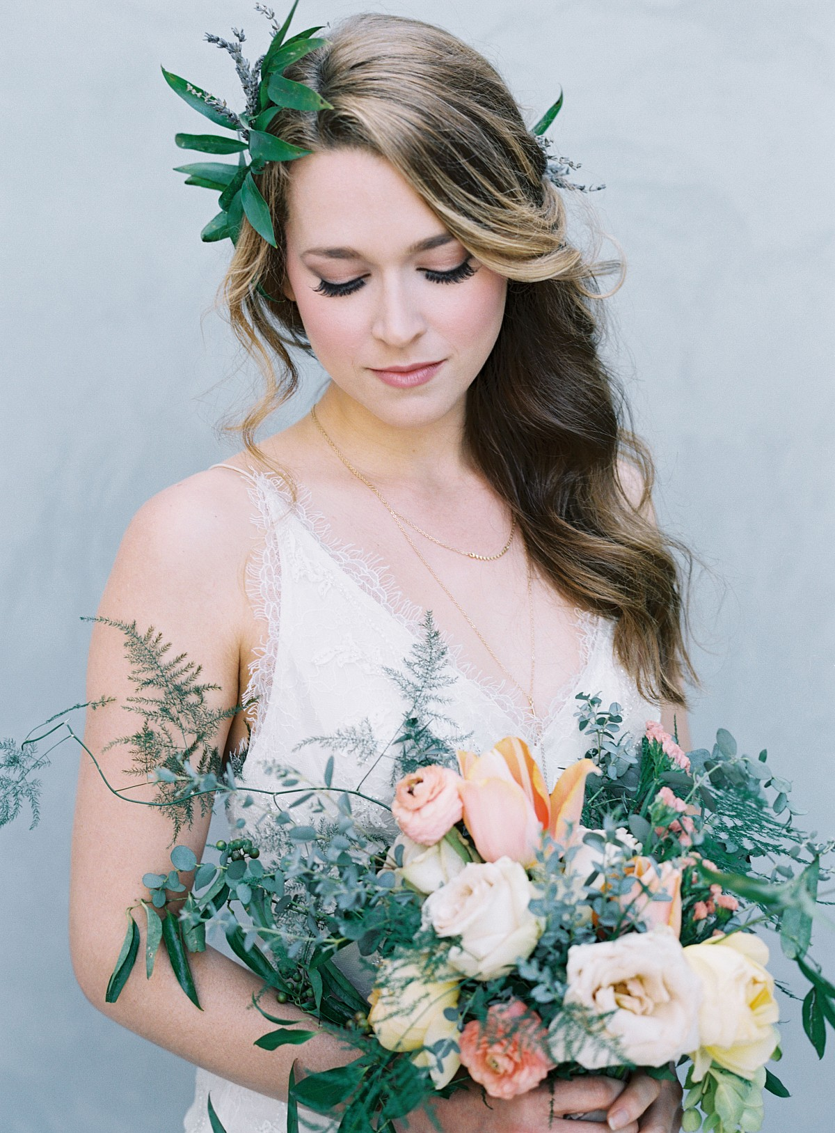 Hair and Makeup for a Fine Art Bride from Rouge Workshop by Austin ...