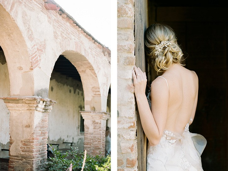 Spanish Mission Style Wedding Ideas