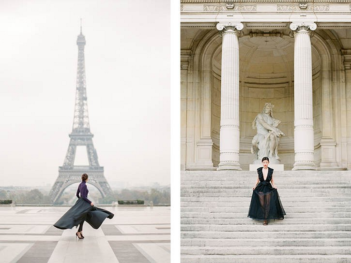 Paris wedding photographer Oliver Fly