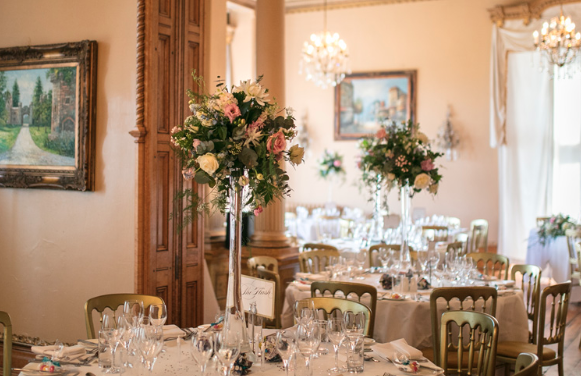 The Ideal Stately Home for Your Countryside Wedding
