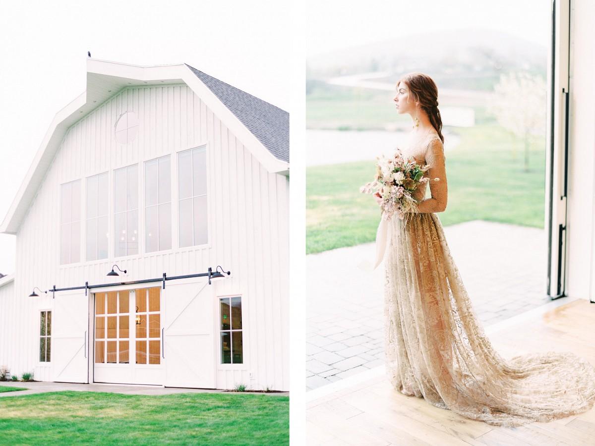 Modern, Earthy, Organic Wedding Inspiration