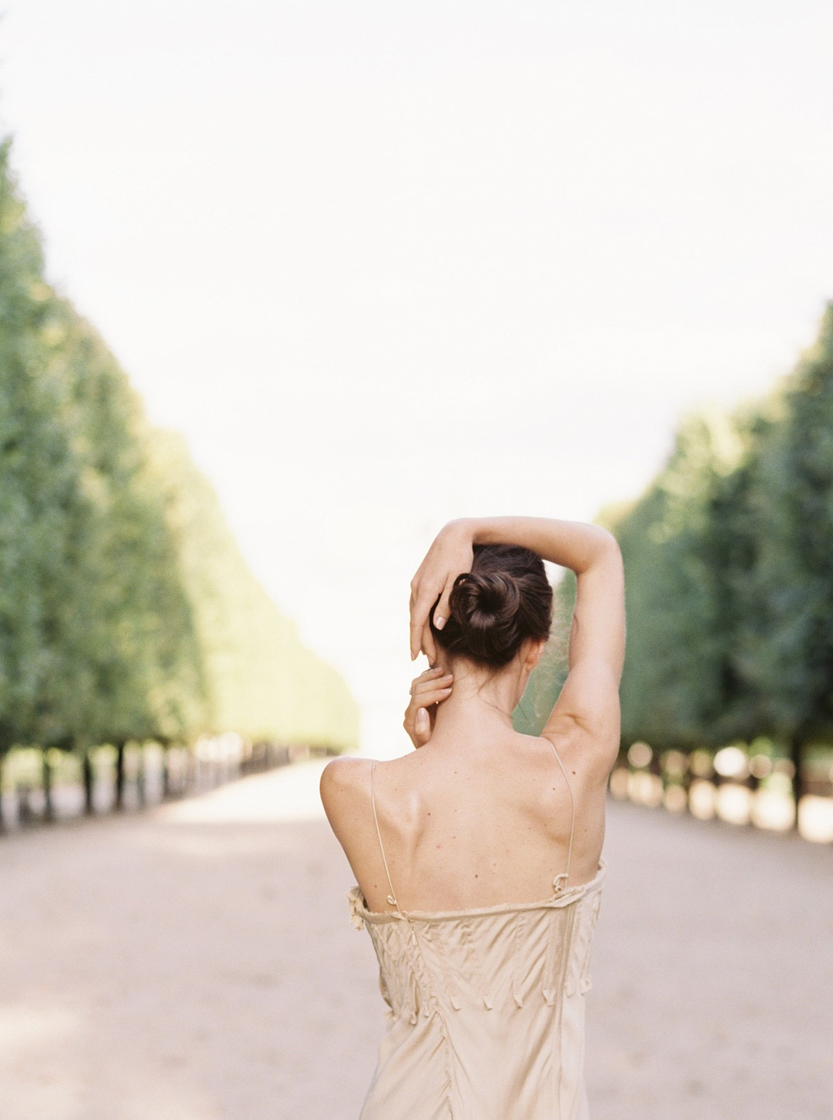 A Simple, yet Stunning Parisian Elopement