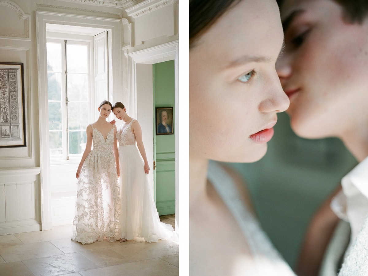 Old World Wedding Ideas from Gloster House