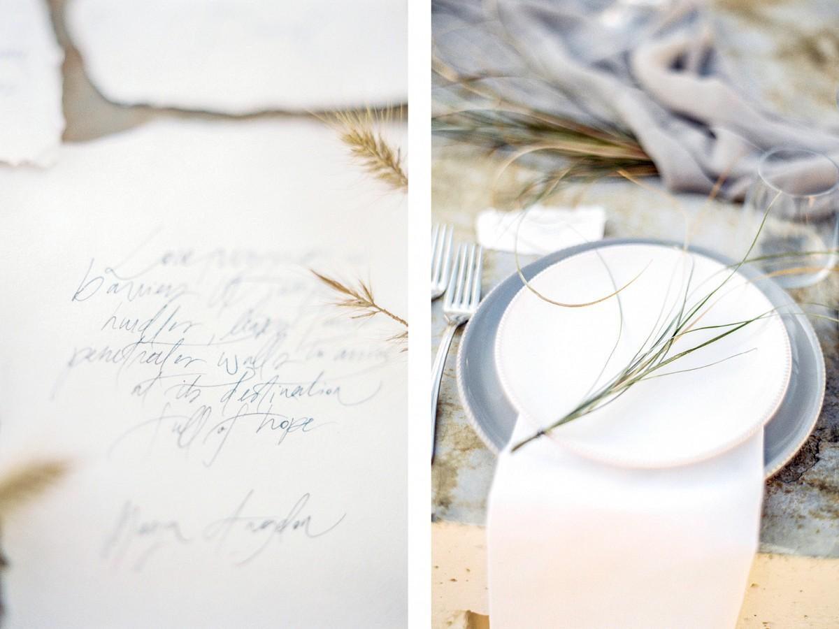 Organic and Minimal Puglia Wedding Ideas