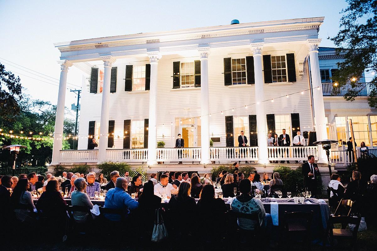 Choosing our Charleston Wedding Venue - Blogging Bride Kelsey