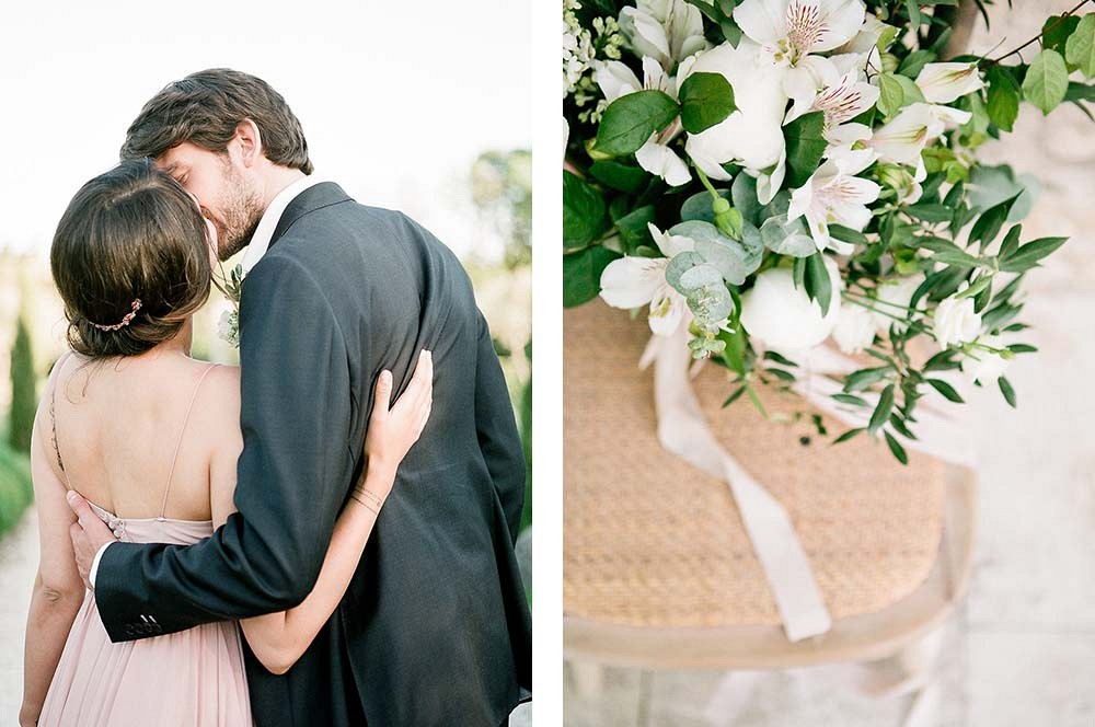 Provence Wedding Inspiration by Rory Wylie Photography | Wedding Sparrow