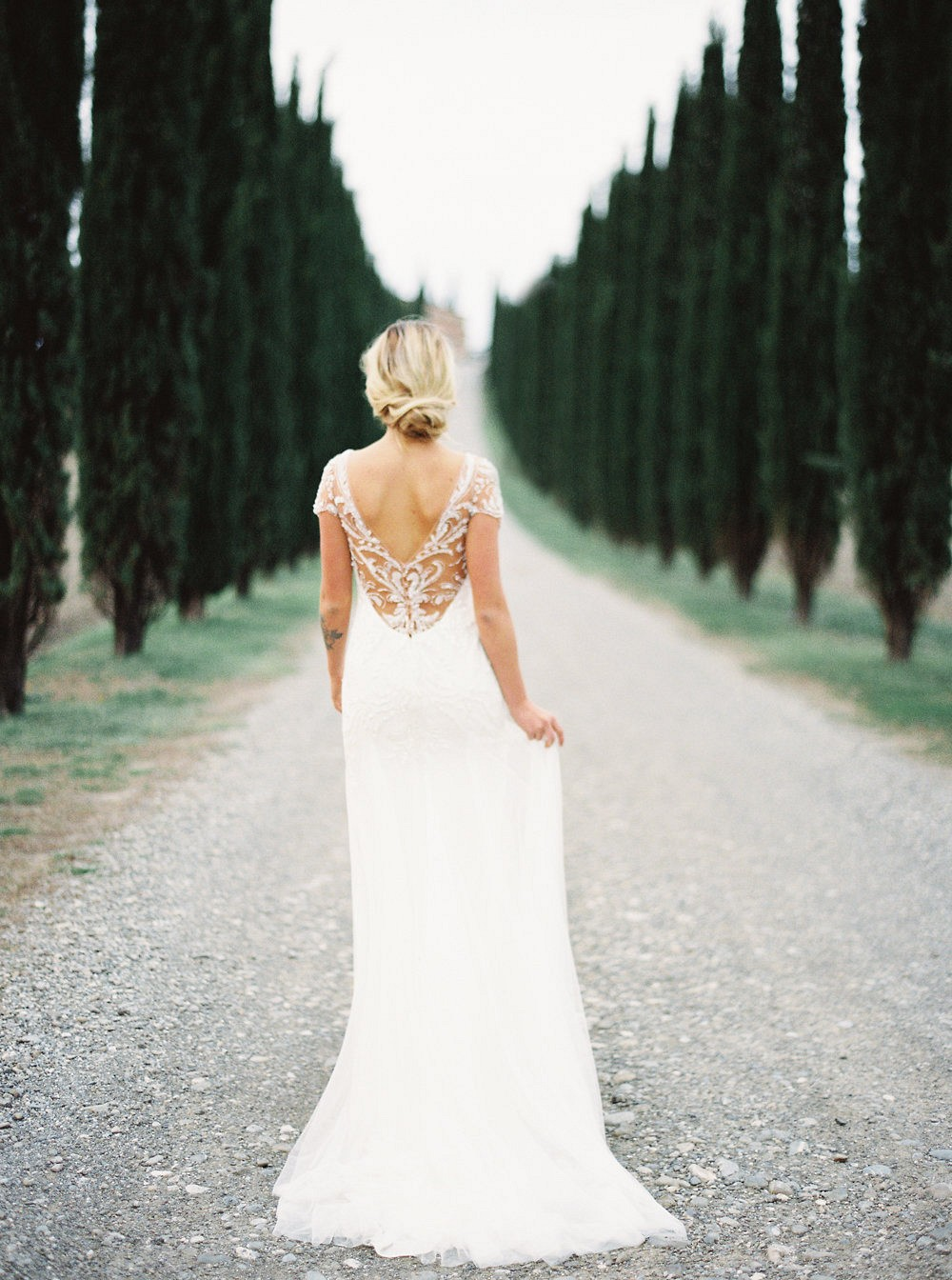 Rustic Italian Villa Wedding Ideas