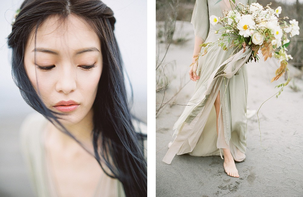 Refined rustic wedding inspiration in Taiwan | Seal on Heart Photography