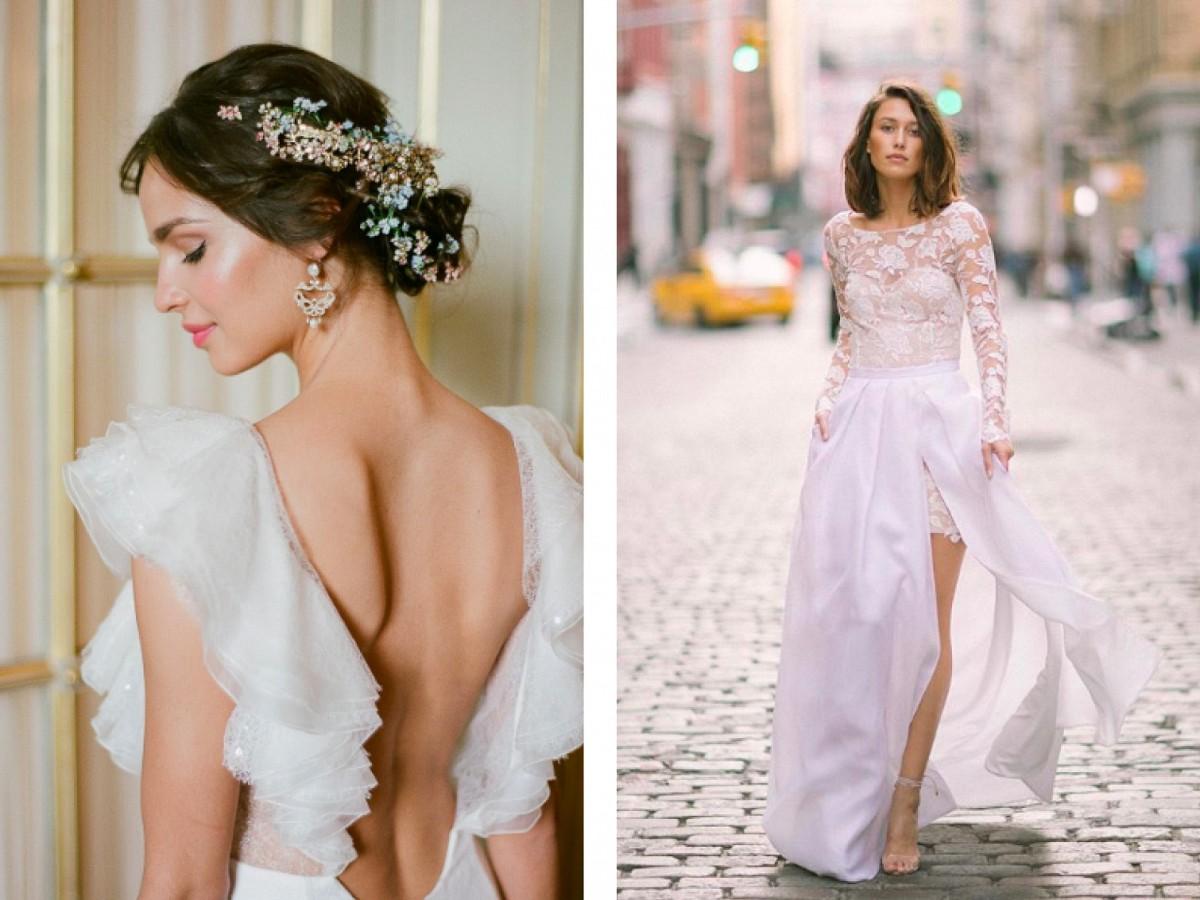Top 6 Bridal Designers for a Fine Art Bride