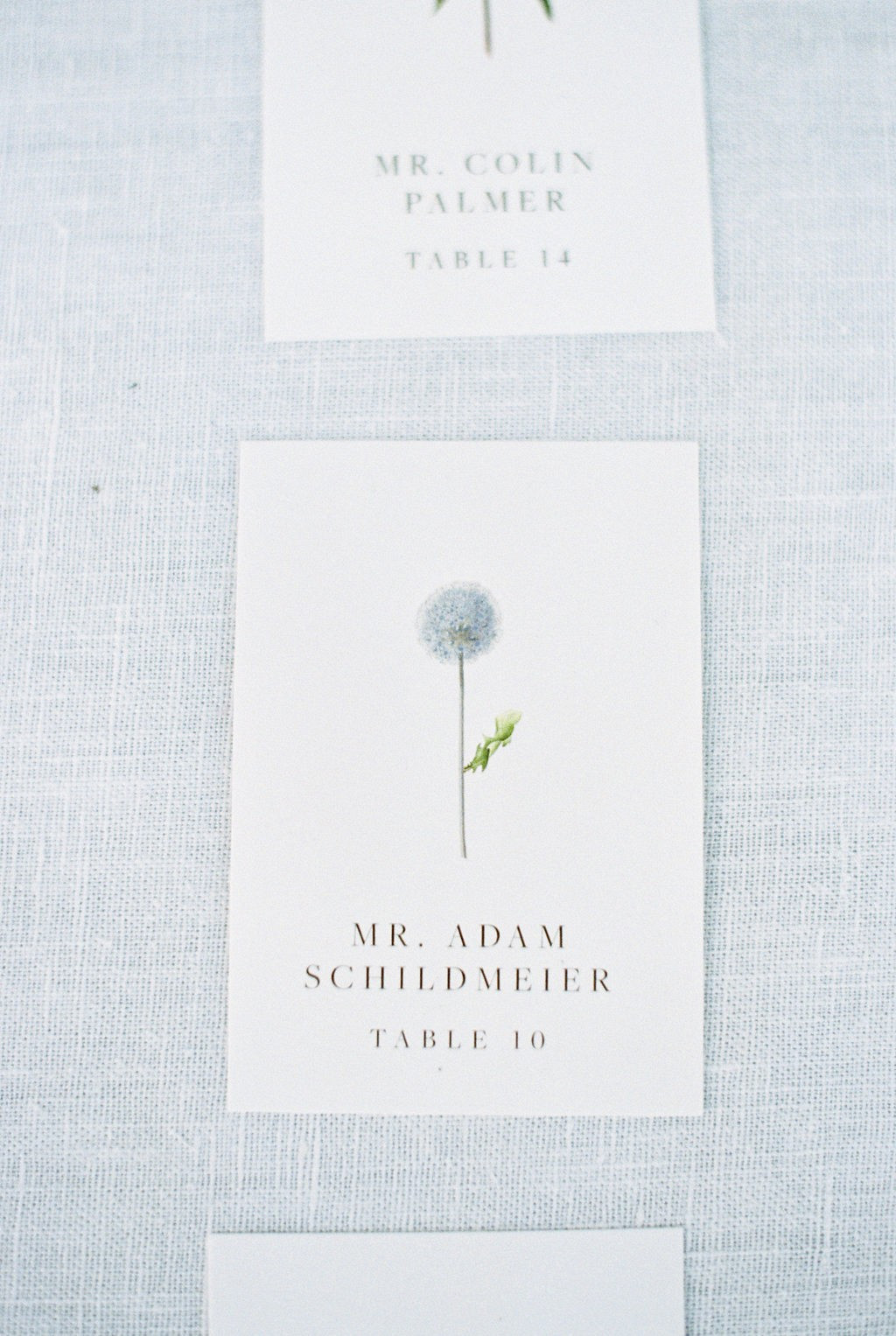 Stationery by The Wildflowers | Heartfelt and Nostalgic Indiana Barn Wedding by Renee Lemaire | Wedding Sparrow fine art wedding blog