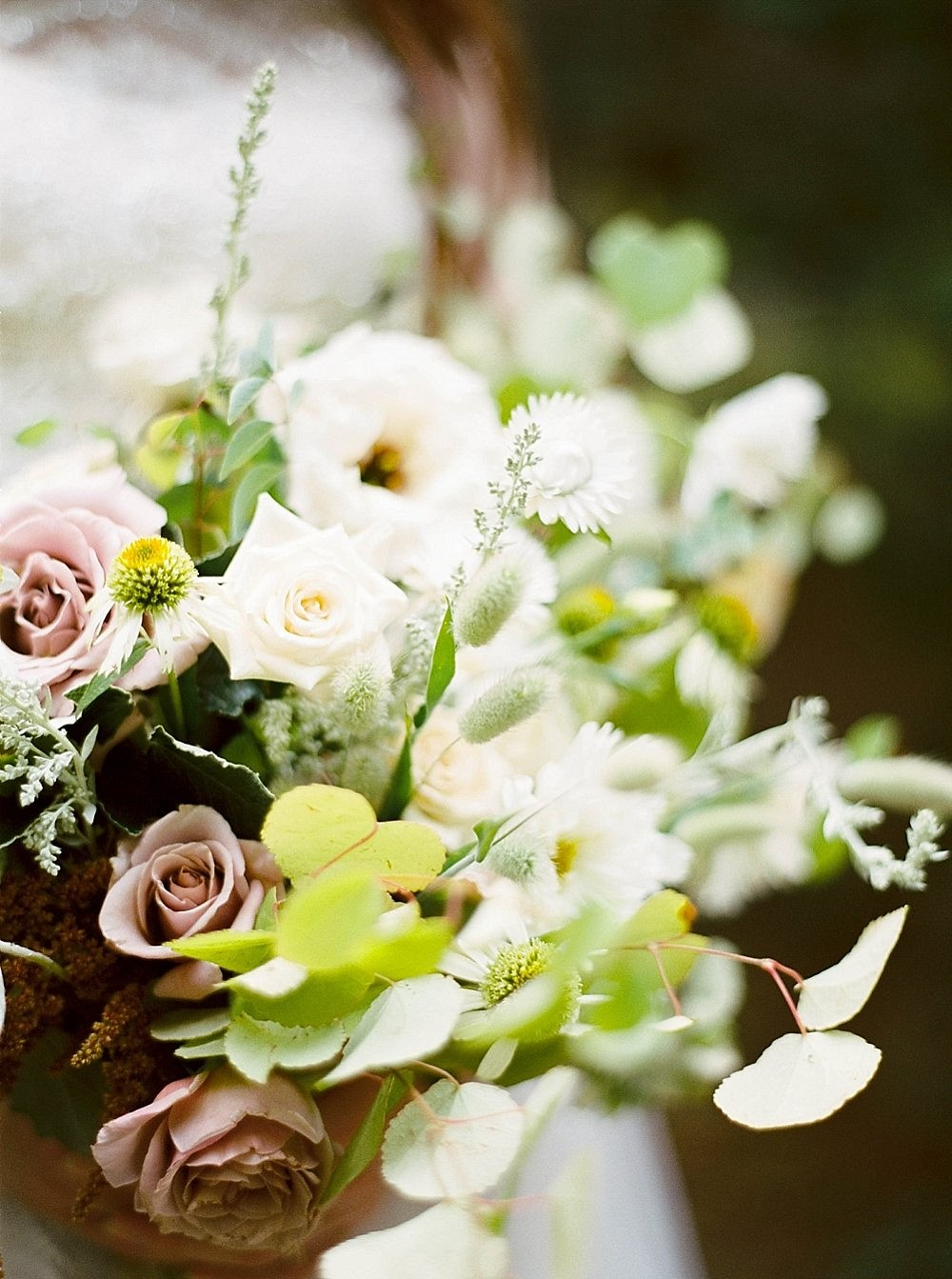 Amber and Fresh Green Bridal Inspiration in Ireland