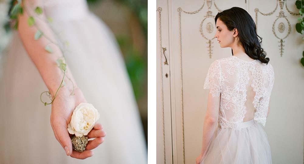 Sara Donaldson Photography - wedding day mantra - outdoor bridals - Wedding Sparrow