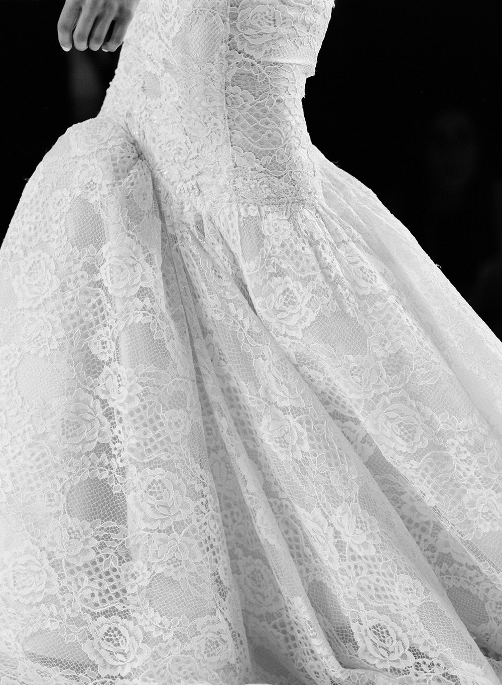 Hottest trends bridal fashion week in Barcelona 2016