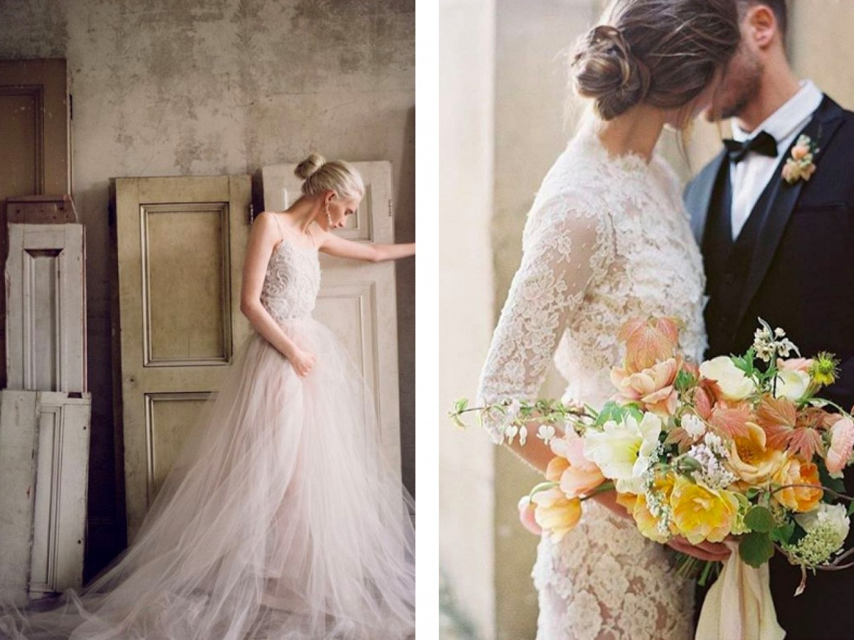Samuelle Couture dress