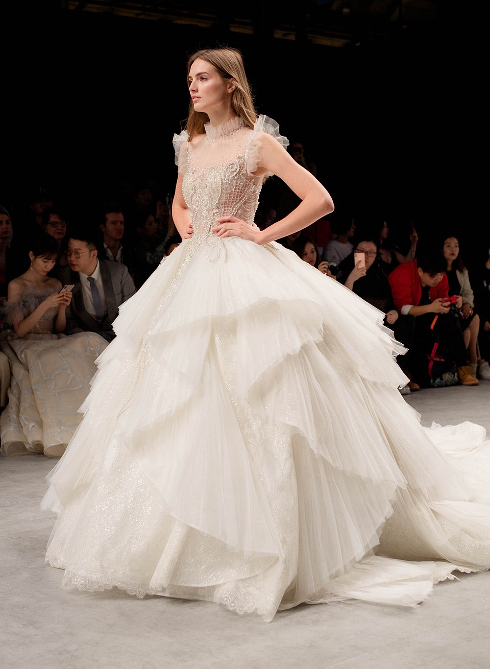 Best Couture Style Wedding Dresses for the Daring Bride - BBFW19
