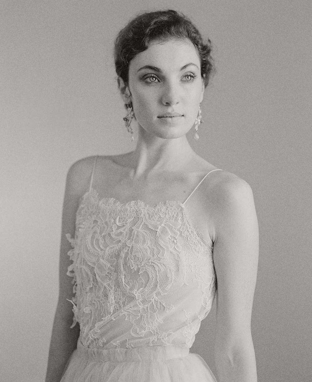 Accessories and Gowns from Bridal Fashion Week