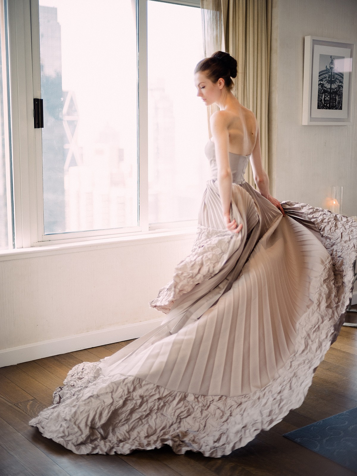 NEW YORK BRIDAL WEEK - SAREH NOURI