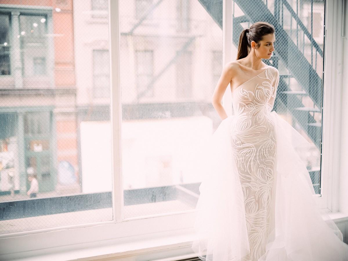 NEW YORK BRIDAL WEEK - BERTA