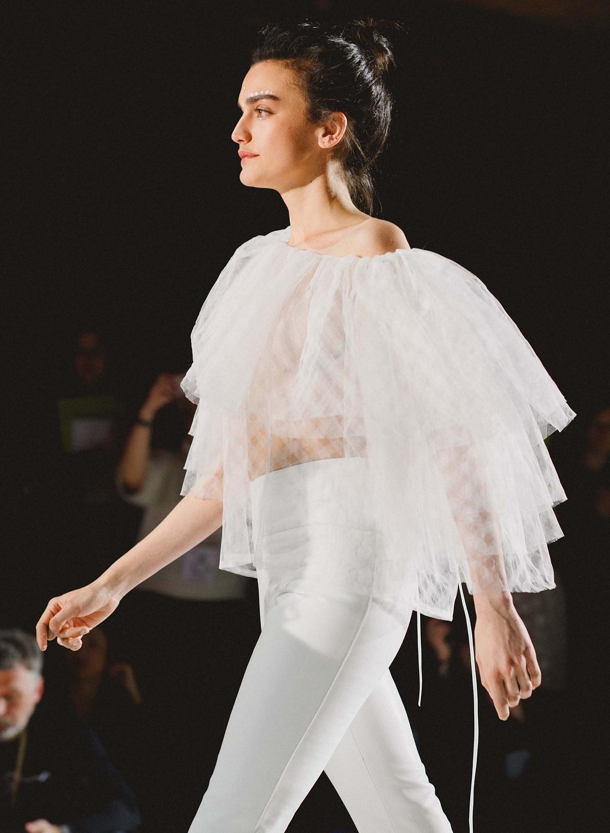 Barcelona Bridal Week - Sara Donaldson - Raimon Bundo - Wedding Sparrow