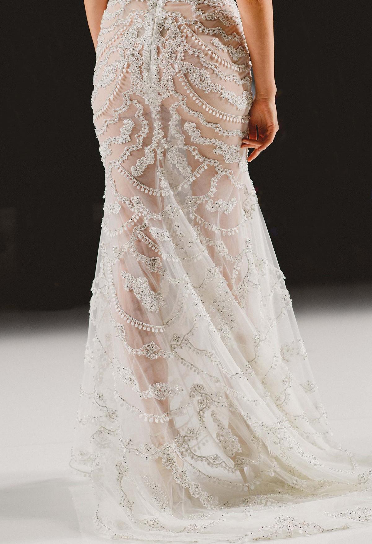Barcelona Bridal Week - Sara Donaldson - St Patricks Bridal - Wedding Sparrow