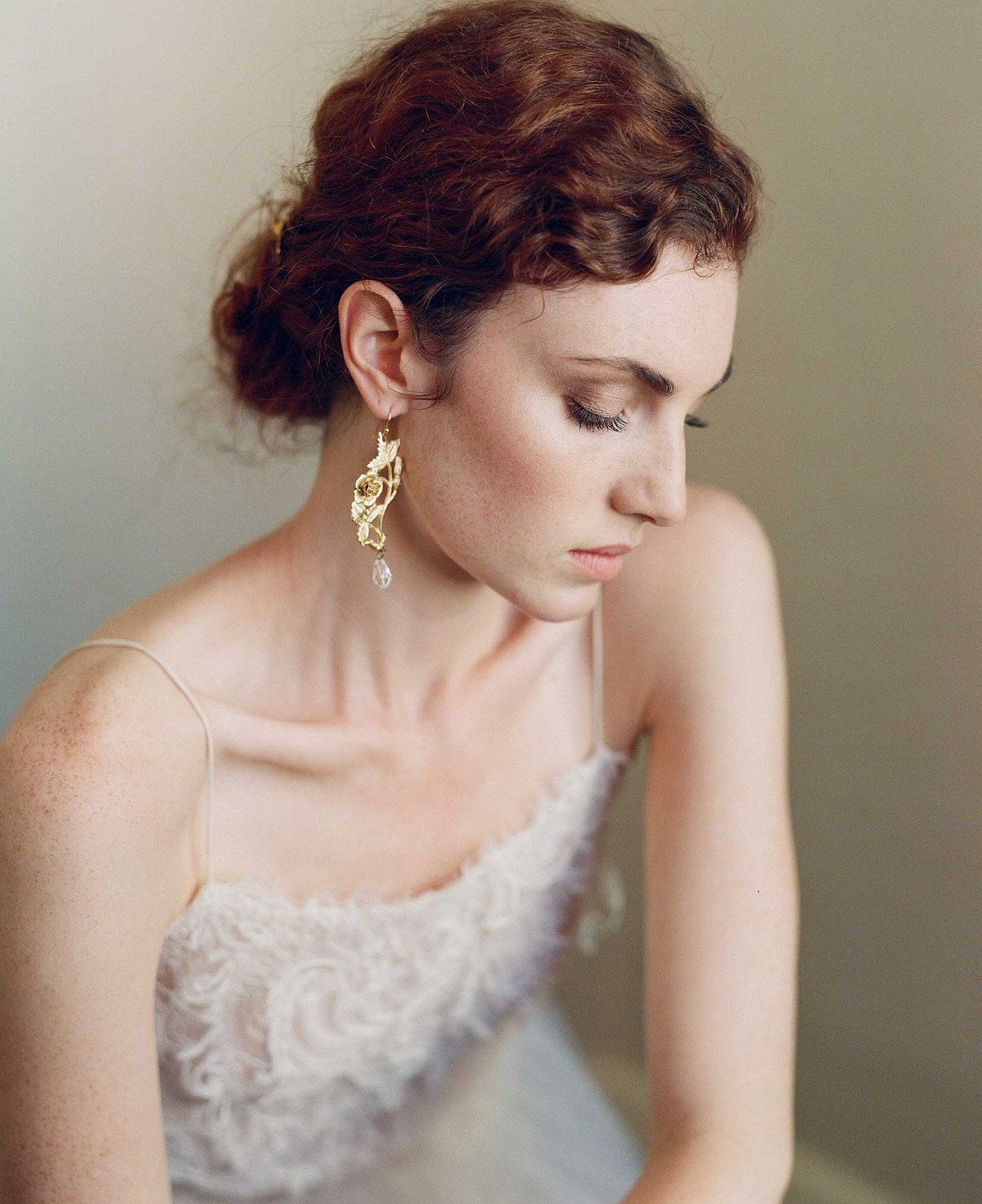 Bridal Fashion Week with the Lace Atelier and Samuelle Couture