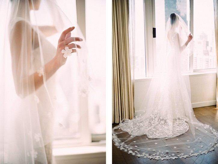 NEW YORK BRIDAL WEEK - SAREH NOURI