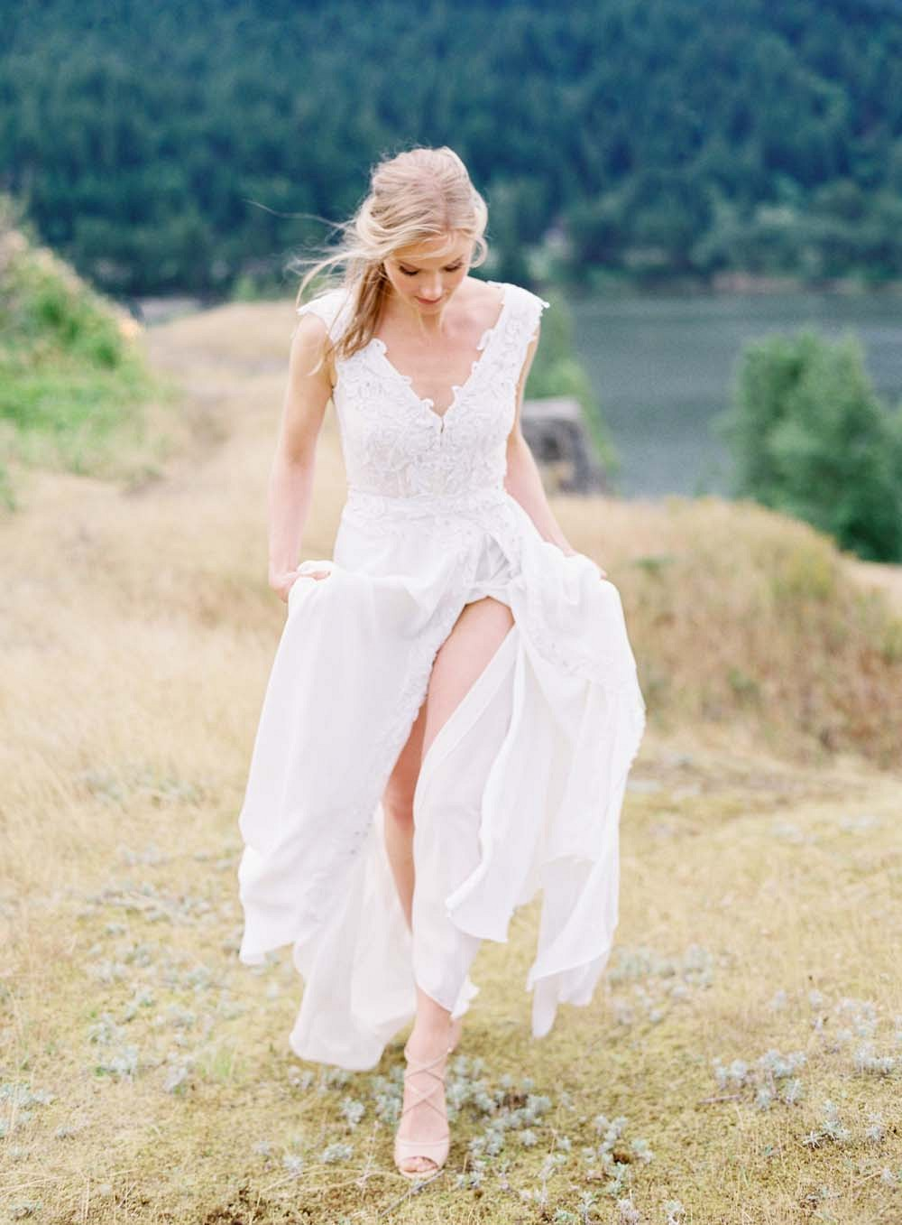 Pacific Northwest Mountain Bridals