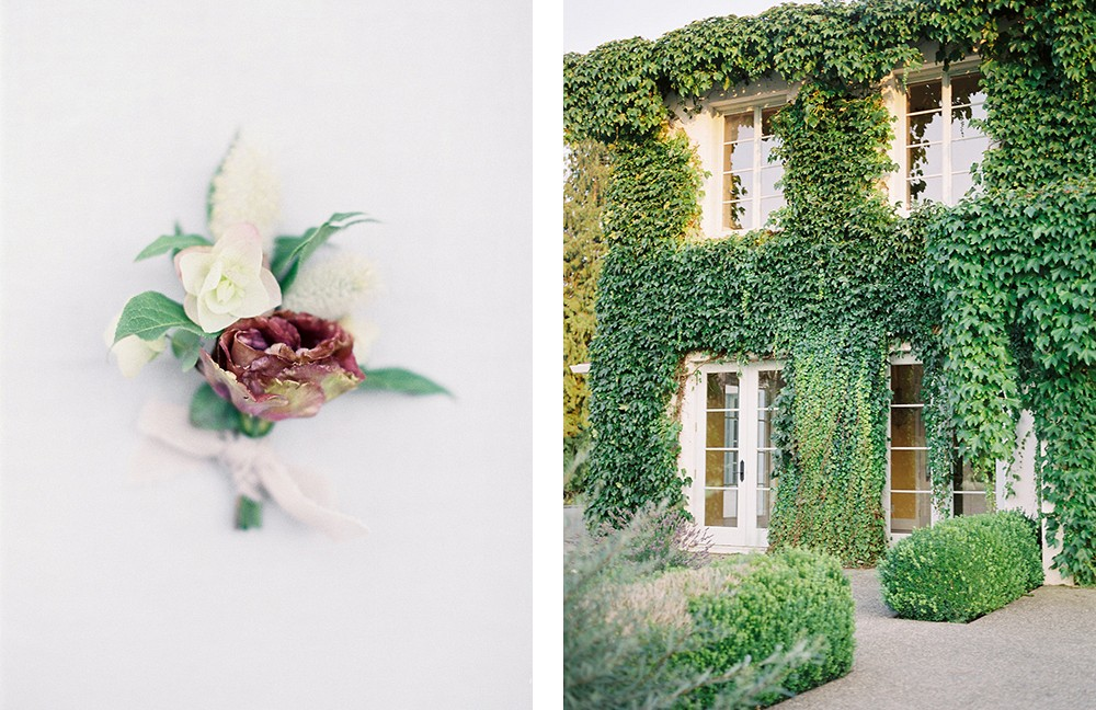 Savan - Monet Vineyards - Blush Wedding Inspiration