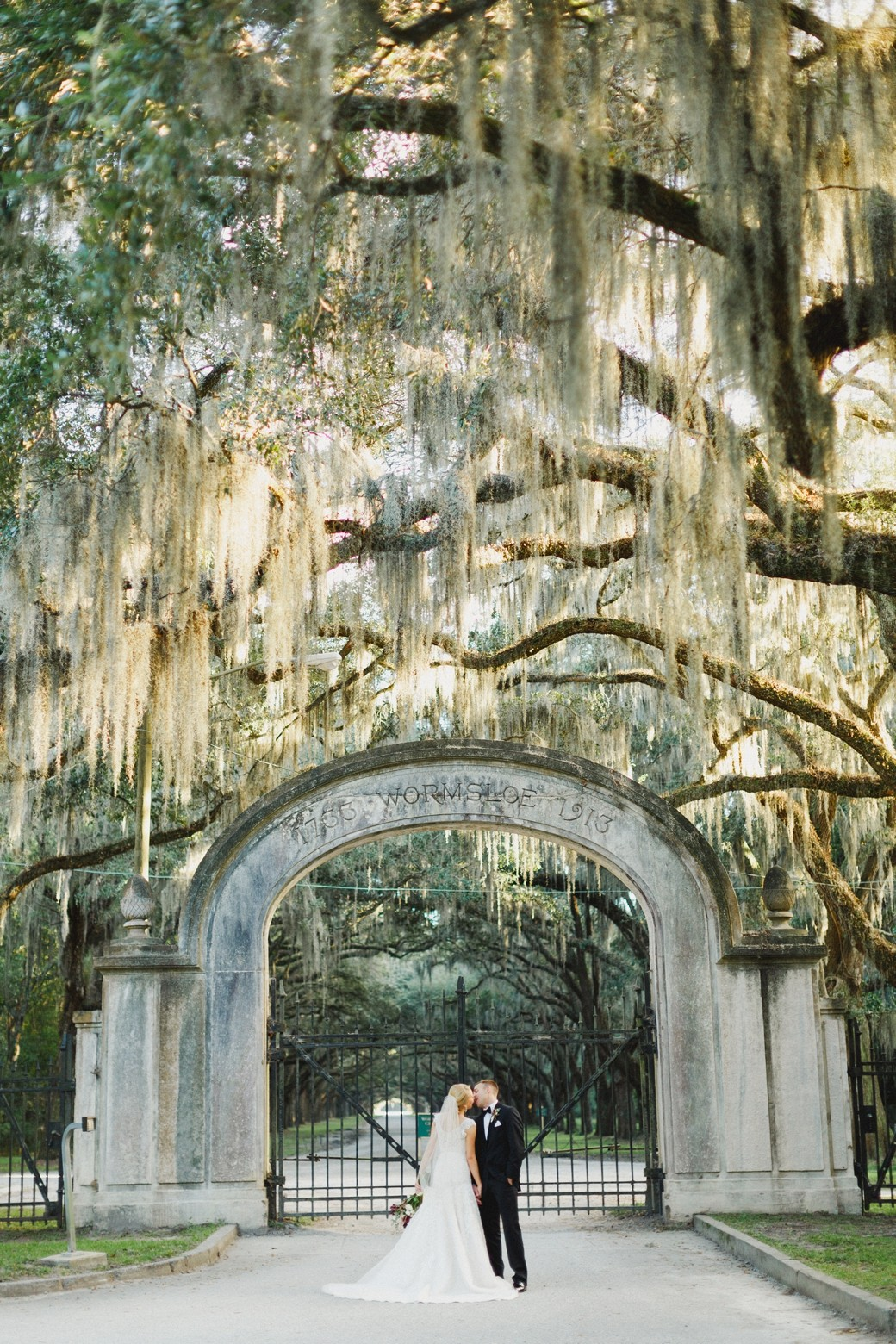 Wormsloe Plantation - Savannah, Georgia - wedding venues