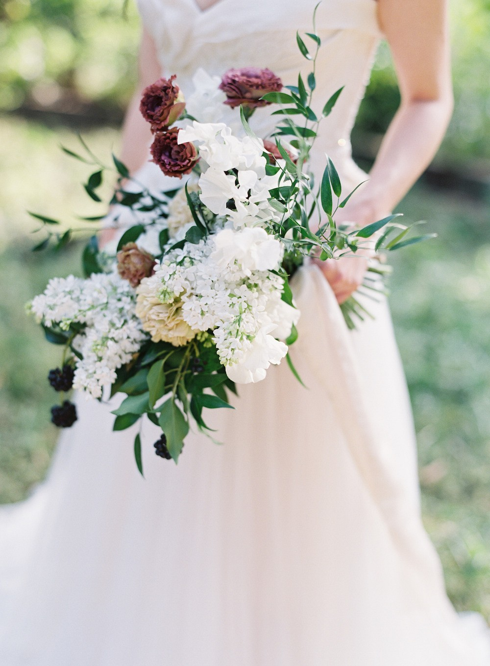 Fairytale Garden Wedding Inspiration