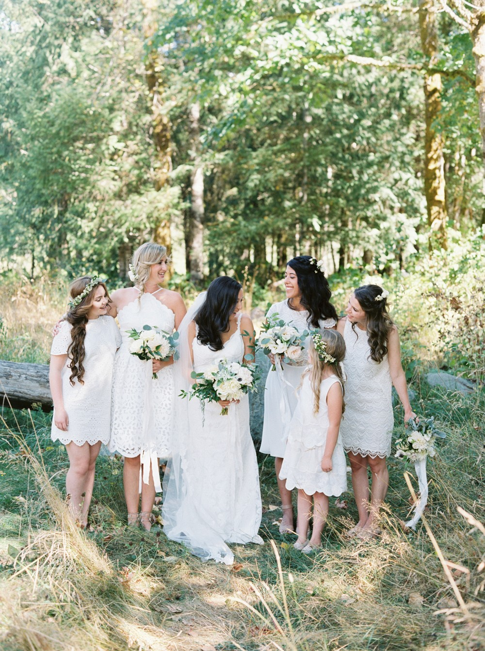 Ashleigh and Evret's Scenic Squamish Valley Wedding