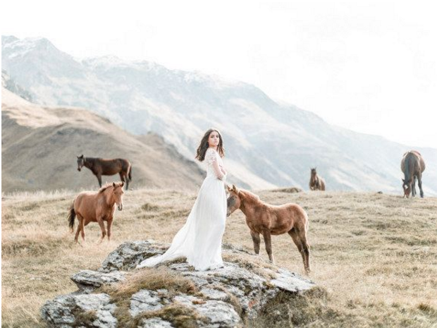 Elena Pavlova - Best wedding inspiration and ideas of 2016