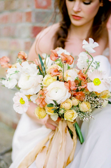 Best Wedding Bouquets for the Fine Art Bride
