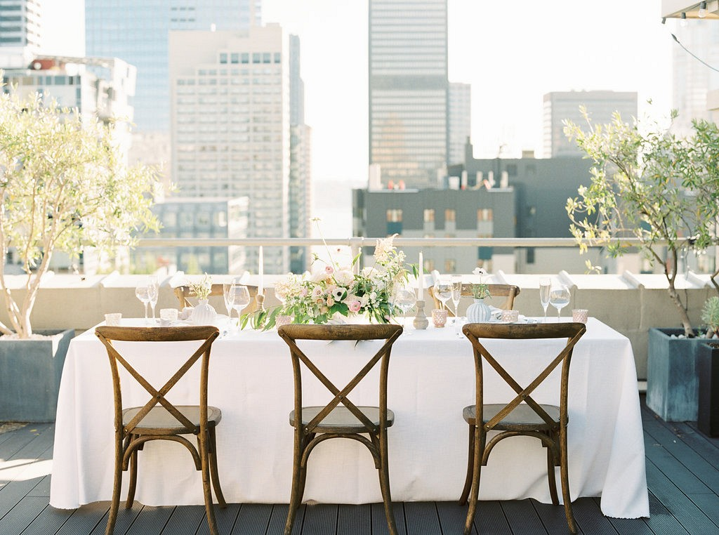 City Chic Meets French Country Romance