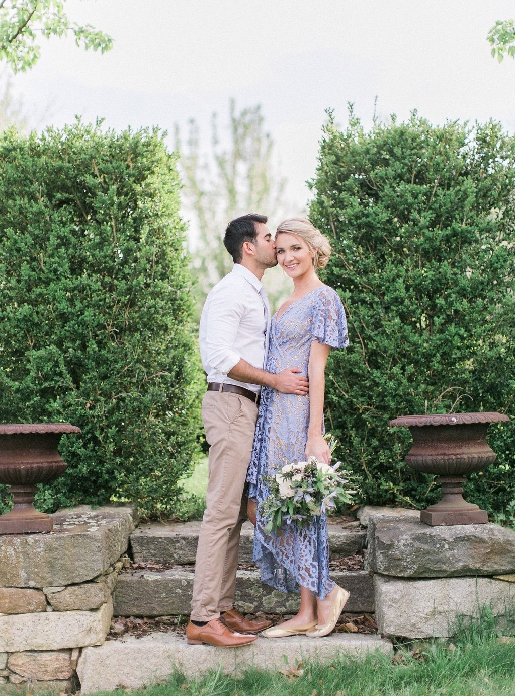 Bohemian Engagement Session