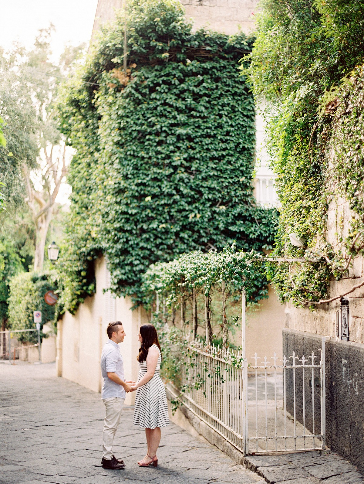 Destination anniversary session in Sorrento | Wedding Sparrow fine art wedding blog