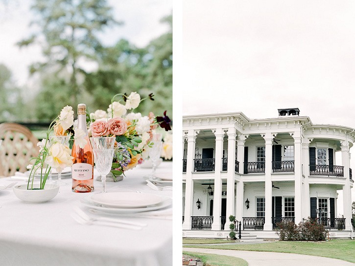 Elegant Wedding Ideas with Southern Charm