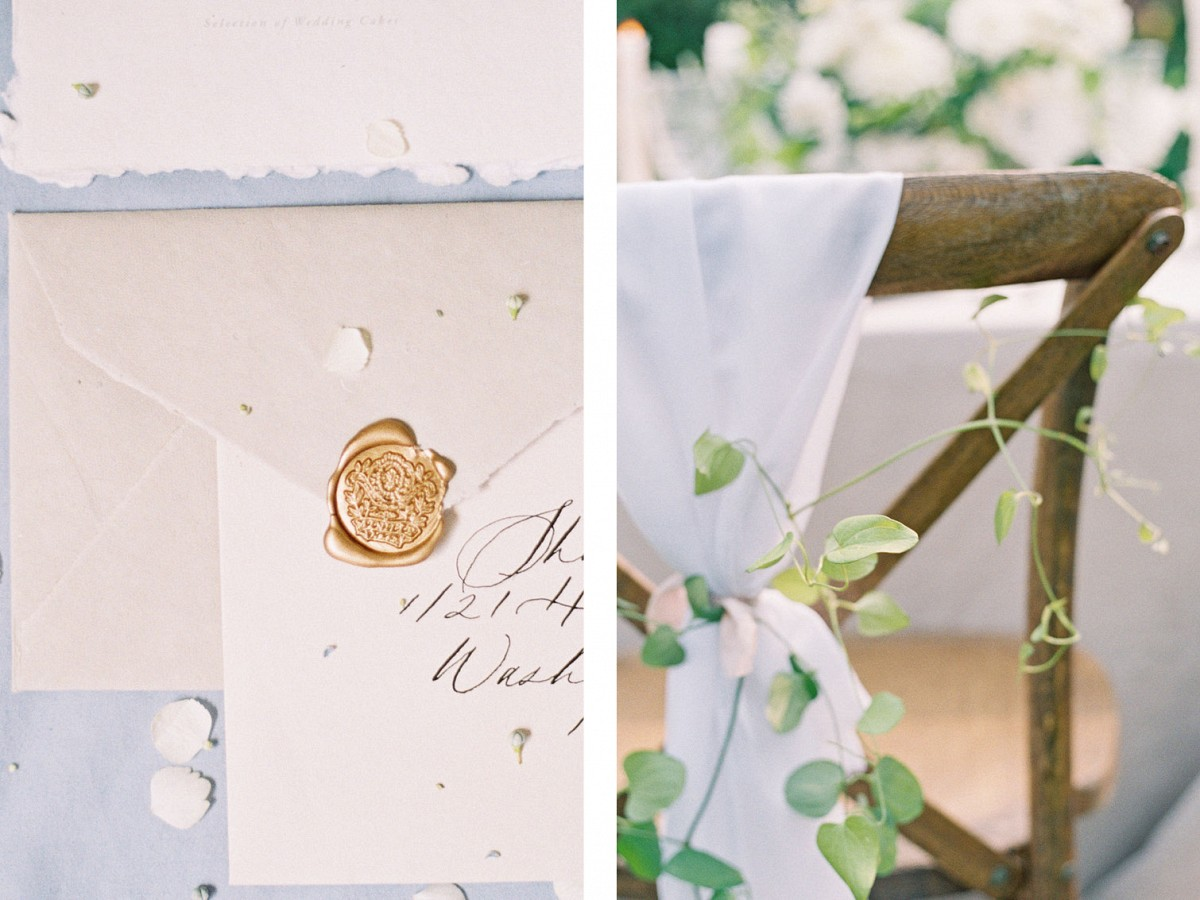 ​Timeless and Spring Wedding Inspiration at Lairmont Manor
