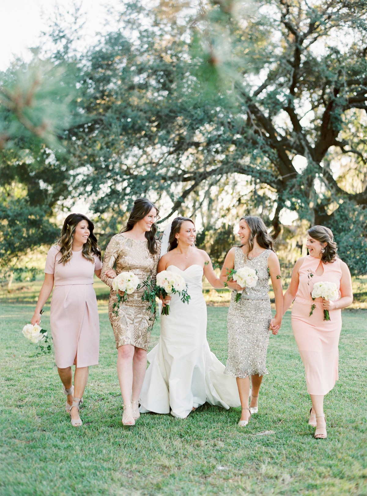 Wendy and Dave's Southern Plantation Wedding
