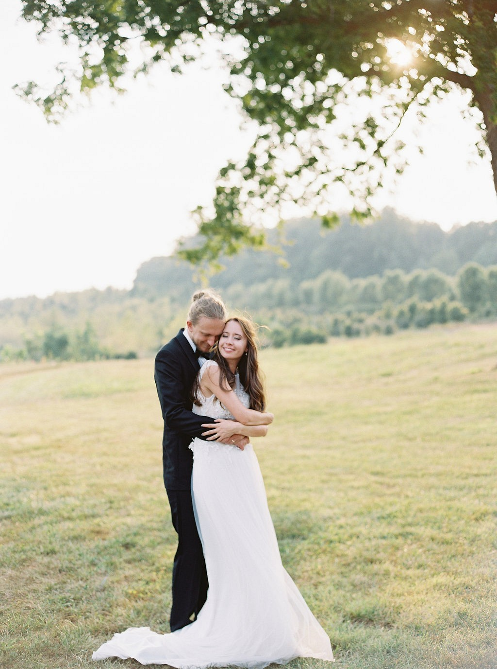 Stephanie and Anton's French Countryside Inspired Wedding