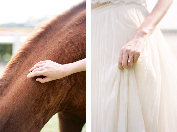 Romantic Ranch Wedding Inspiration