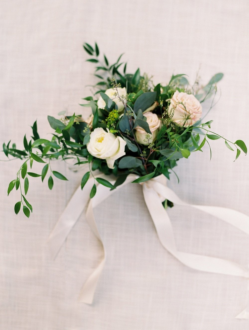 Romantic Slate Grey and Gold Wedding Inspiration