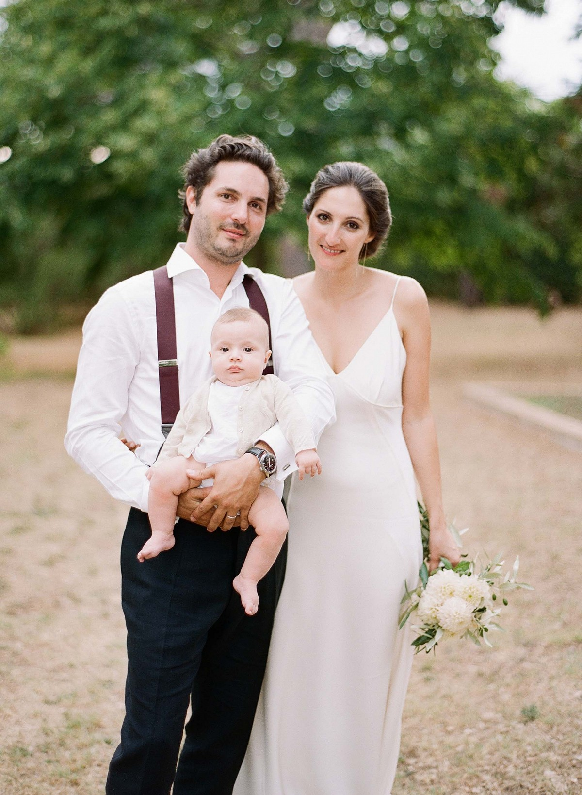 Amelie and Laurent's Classic French Wedding