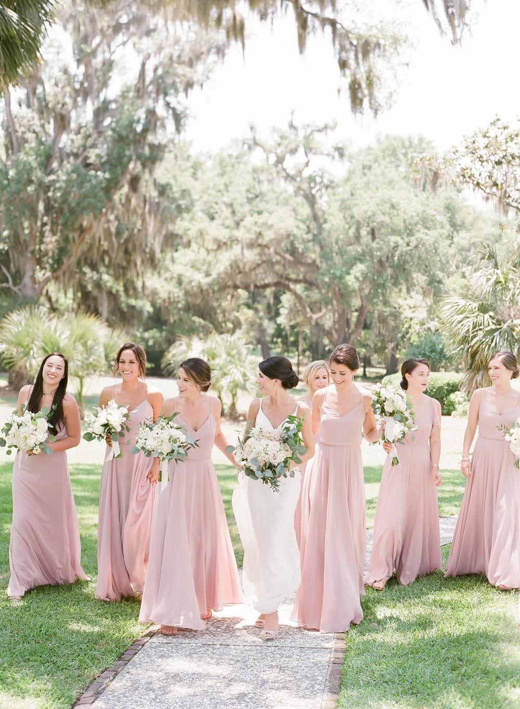 Classic South Carolina Island Real Wedding